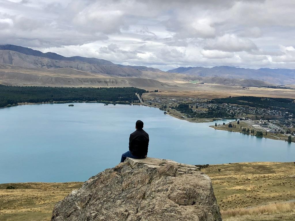 Practice Silence, Solitude